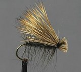 ELK HAIR CADDIS (BLACK)