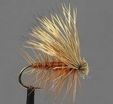 ELK HAIR CADDIS (BROWN)